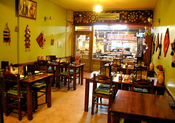 Zeytin Cafe and Restaurant